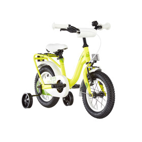 s'cool niXe 12 Childrens Bike steel yellow